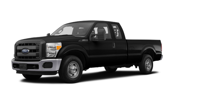 2016 Ford Super Duty F-250 XL | Photo 6 | Shadow Black