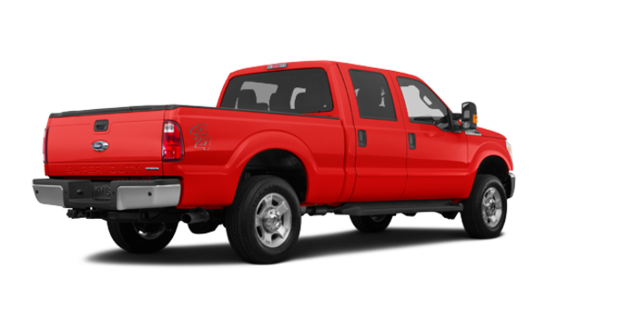 2016 Ford Super Duty F-250 XLT | Photo 5 | Race Red