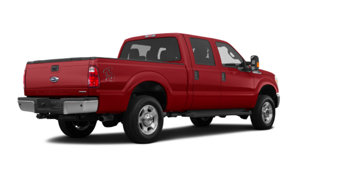 2016 Ford Super Duty F-250 XLT | Photo 5 | Ruby Red