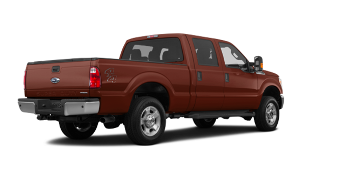 2016 Ford Super Duty F-250 XLT | Photo 5 | Bronze Fire