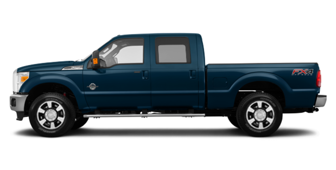 2016 Ford Super Duty F-350 LARIAT | Photo 4 | Blue Jeans