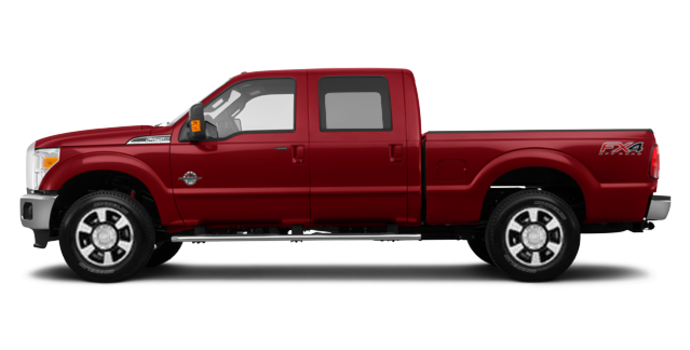 2016 Ford Super Duty F-350 LARIAT | Photo 4 | Ruby Red