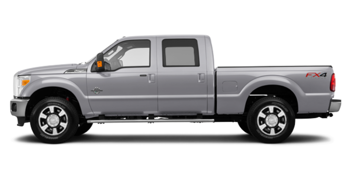 2016 Ford Super Duty F-350 LARIAT | Photo 4 | Ingot Silver