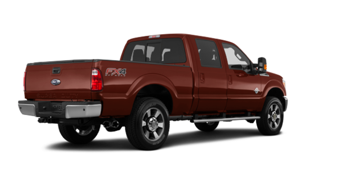 2016 Ford Super Duty F-350 LARIAT | Photo 5 | Bronze Fire