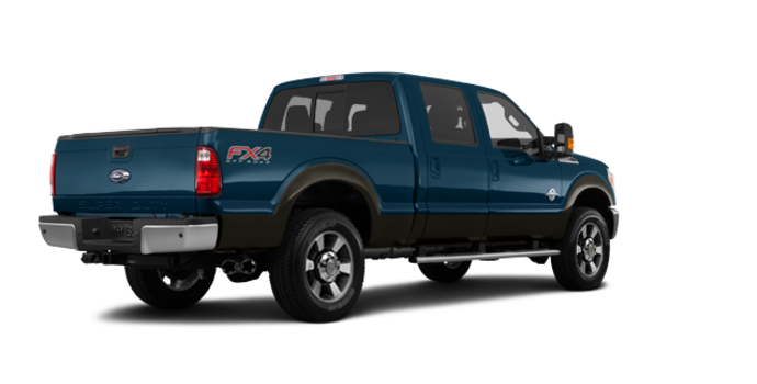 2016 Ford Super Duty F-350 LARIAT | Photo 5 | Blue Jeans / Caribou