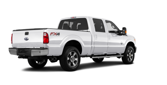 2016 Ford Super Duty F-350 LARIAT | Photo 5 | White Platinum