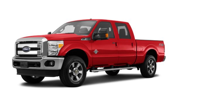 2016 Ford Super Duty F-350 LARIAT | Photo 6 | Race Red