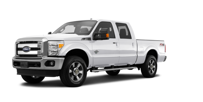 2016 Ford Super Duty F-350 LARIAT | Photo 6 | White Platinum