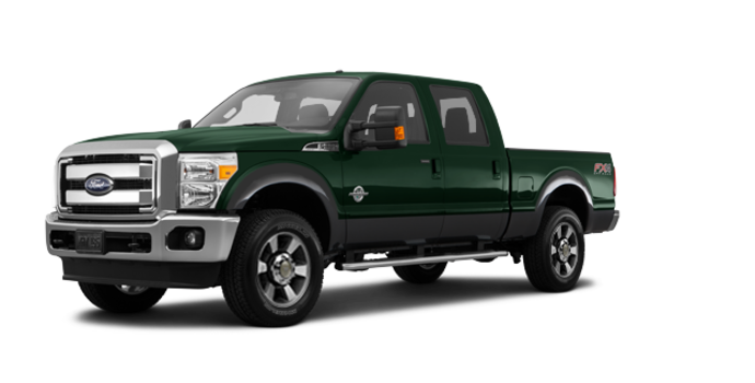 2016 Ford Super Duty F-350 LARIAT | Photo 6 | Green Gem / Magnetic