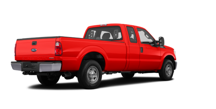 2016 Ford Super Duty F-350 XL | Photo 5 | Race Red