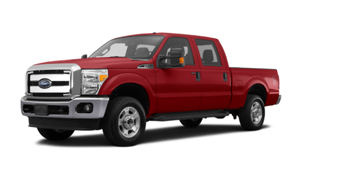 2016 Ford Super Duty F-350 XLT | Photo 6 | Ruby Red
