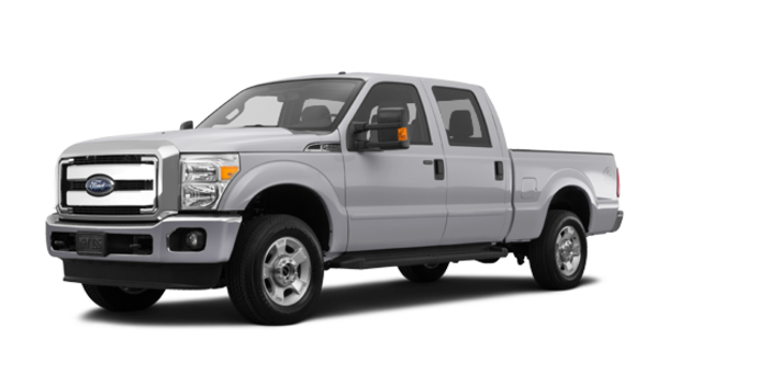 2016 Ford Super Duty F-350 XLT | Photo 6 | Ingot Silver