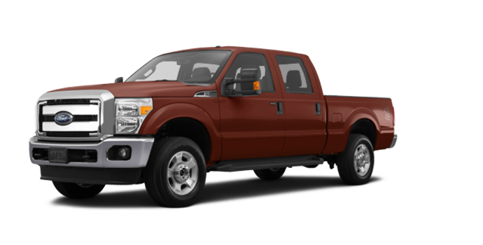 2016 Ford Super Duty F-350 XLT | Photo 6 | Bronze Fire