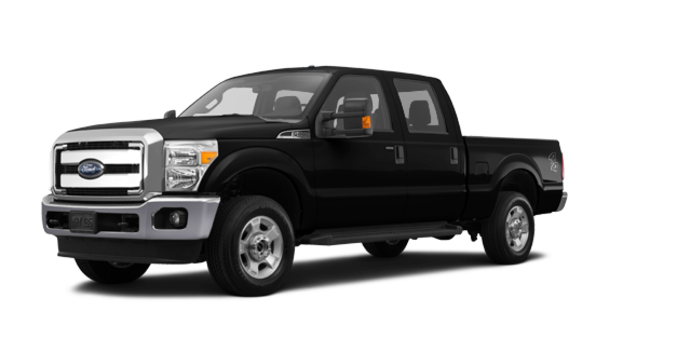 2016 Ford Super Duty F-350 XLT | Photo 6 | Shadow Black