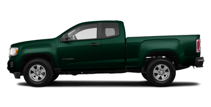 2016 GMC Canyon | Photo 4 | Emerald Green Metallic