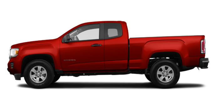 2016 GMC Canyon | Photo 4 | Copper Red Metallic
