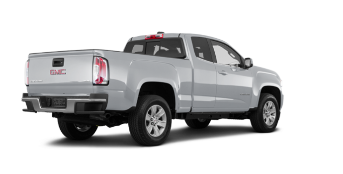 2016 GMC Canyon SLE | Photo 5 | Quicksilver Metallic