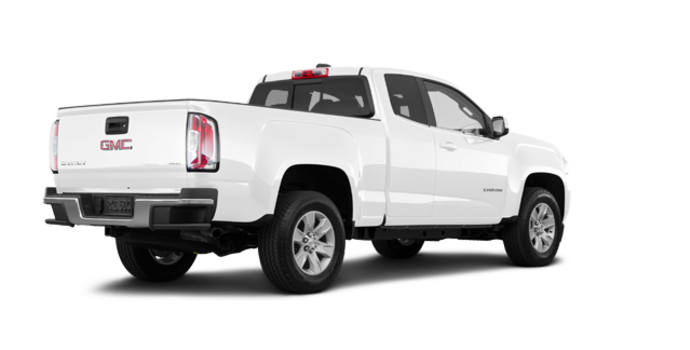 2016 GMC Canyon SLE | Photo 5 | Summit White