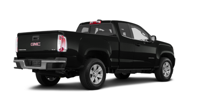 2016 GMC Canyon SLE | Photo 5 | Onyx Black