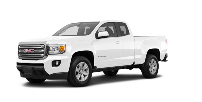 2016 GMC Canyon SLE | Photo 6 | Summit White