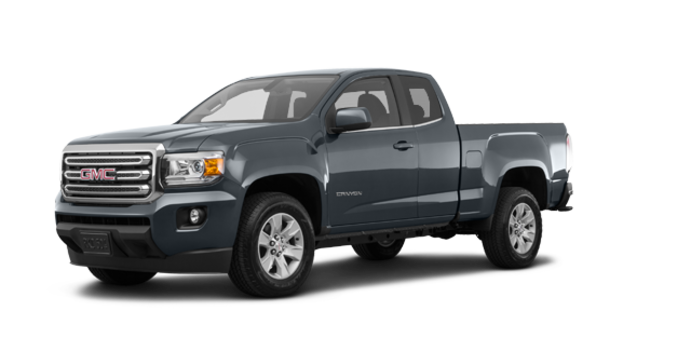 2016 GMC Canyon SLE | Photo 6 | Cyber Grey Metallic