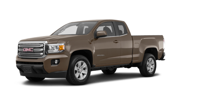 2016 GMC Canyon SLE | Photo 6 | Bronze Alloy Metallic