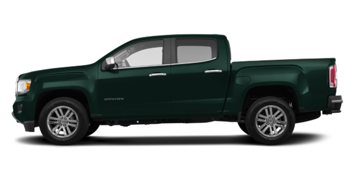 2016 GMC Canyon SLT | Photo 4 | Emerald Green Metallic