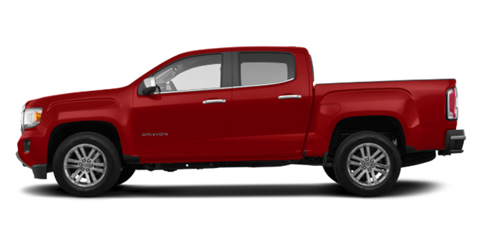 2016 GMC Canyon SLT | Photo 4 | Copper Red Metallic