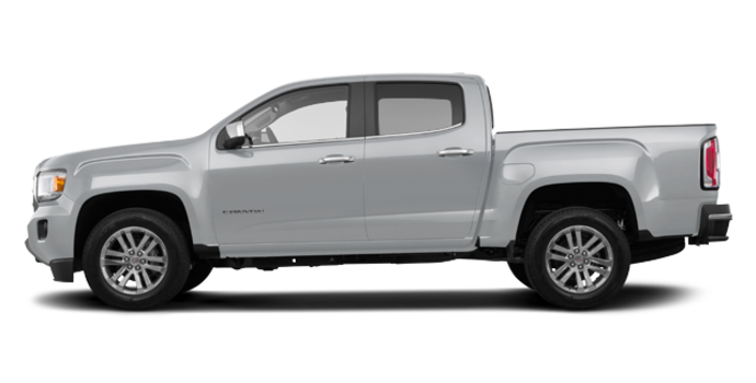 2016 GMC Canyon SLT | Photo 4 | Quicksilver Metallic