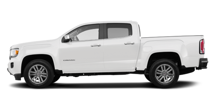 2016 GMC Canyon SLT | Photo 4 | Summit White