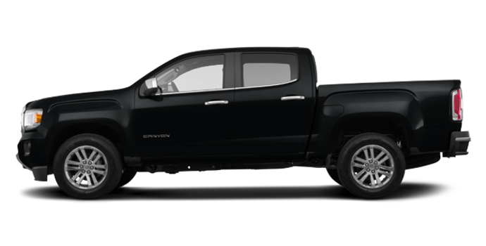 2016 GMC Canyon SLT | Photo 4 | Onyx Black