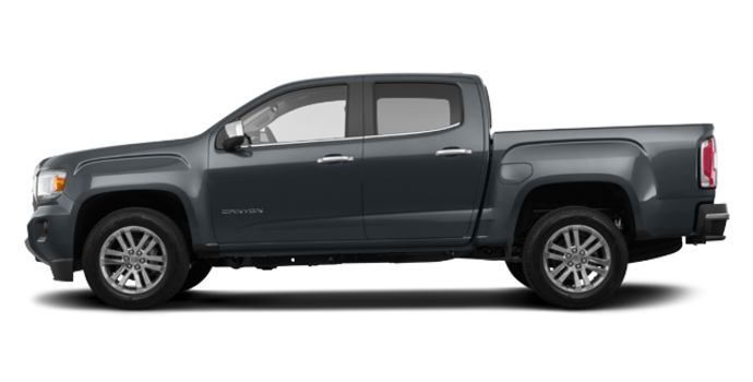 2016 GMC Canyon SLT | Photo 4 | Cyber Grey Metallic