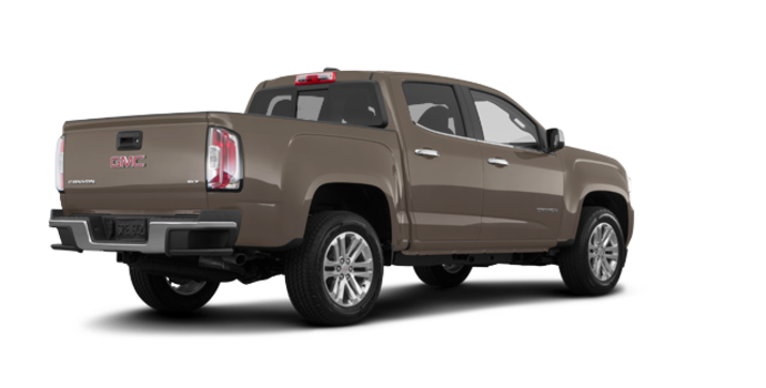 2016 GMC Canyon SLT | Photo 5 | Bronze Alloy Metallic