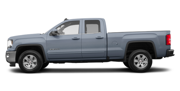2016 GMC Sierra 1500 SLE | Photo 4 | Light Steel Grey Metallic