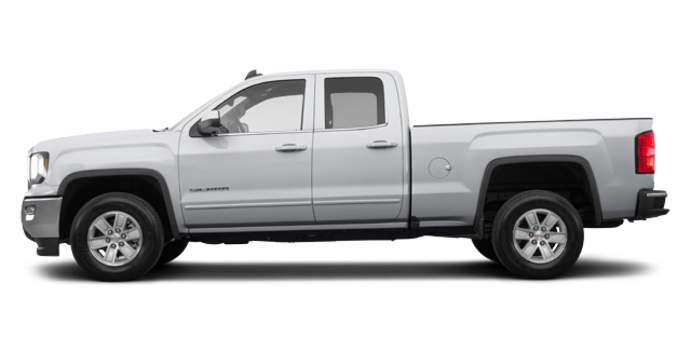 2016 GMC Sierra 1500 SLE | Photo 4 | Quicksilver Metallic