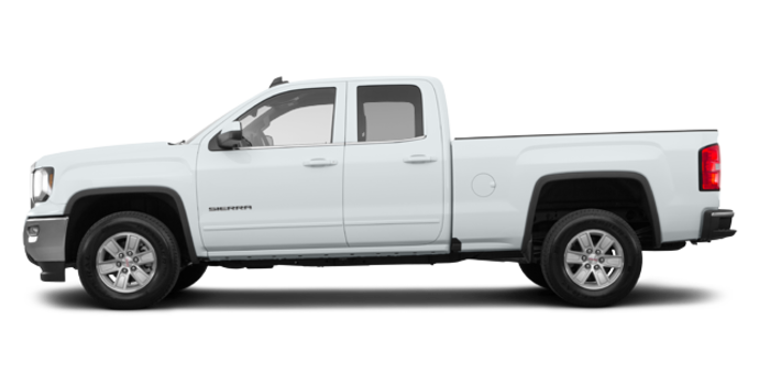 2016 GMC Sierra 1500 SLE | Photo 4 | Summit White
