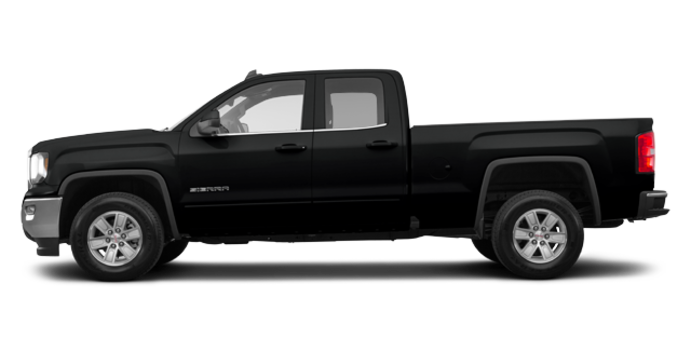 2016 GMC Sierra 1500 SLE | Photo 4 | Onyx Black