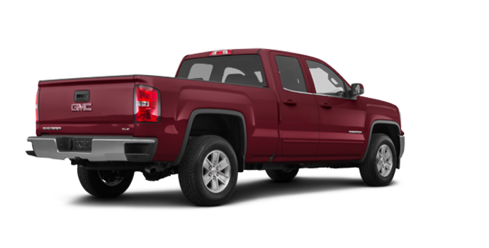 2016 GMC Sierra 1500 SLE | Photo 5 | Crimson Red