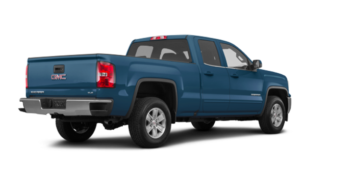 2016 GMC Sierra 1500 SLE | Photo 5 | Stone Blue Metallic