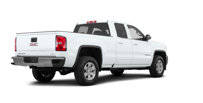 2016 GMC Sierra 1500 SLE | Photo 5 | Summit White