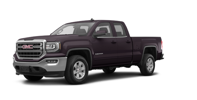 2016 GMC Sierra 1500 SLE | Photo 6 | Iridium Metallic