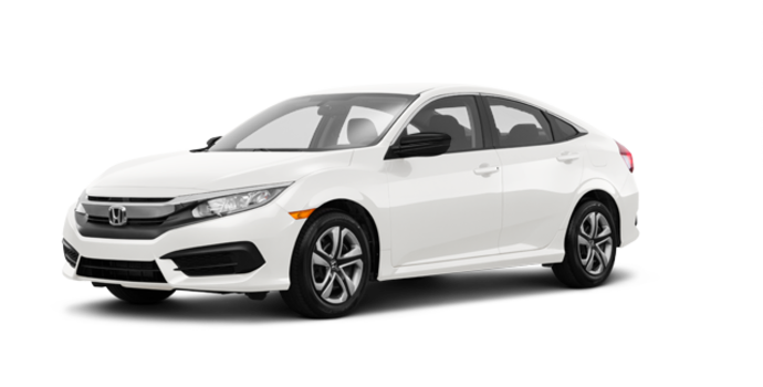 2016 Honda Civic Sedan DX | Photo 6 | Taffeta White