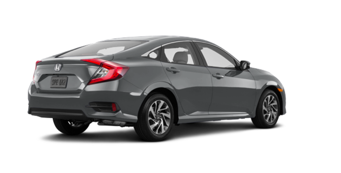 2016 Honda Civic Sedan EX-SENSING | Photo 5 | Modern Steel Metallic