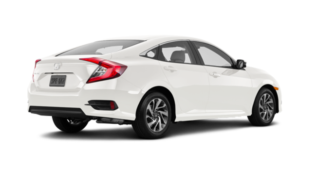 2016 Honda Civic Sedan EX-SENSING | Photo 5 | White Orchard Pearl