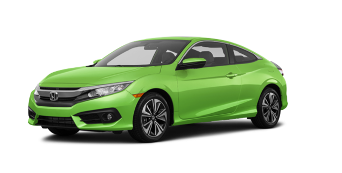 2016 Honda Civic Coupe EX-T | Photo 6 | Energy Green Pearl