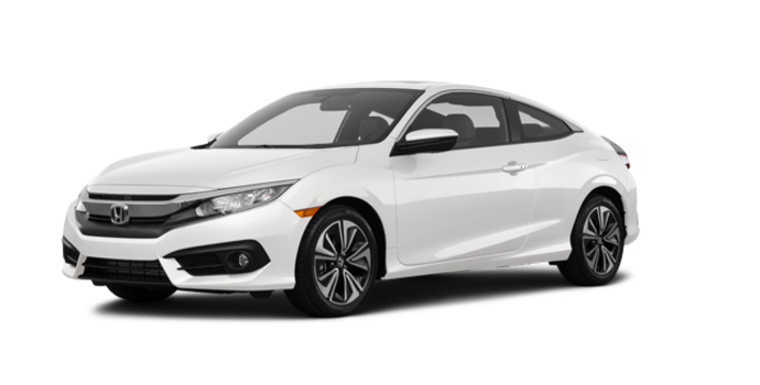2016 Honda Civic Coupe EX-T | Photo 6 | White Orchid Pearl