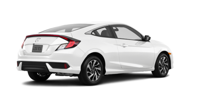 2016 Honda Civic Coupe LX-SENSING | Photo 5 | Taffeta White