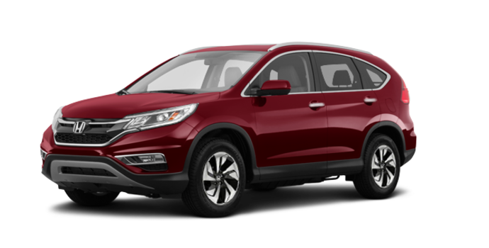 2016 Honda CR-V TOURING | Photo 6 | Basque Red Pearl II