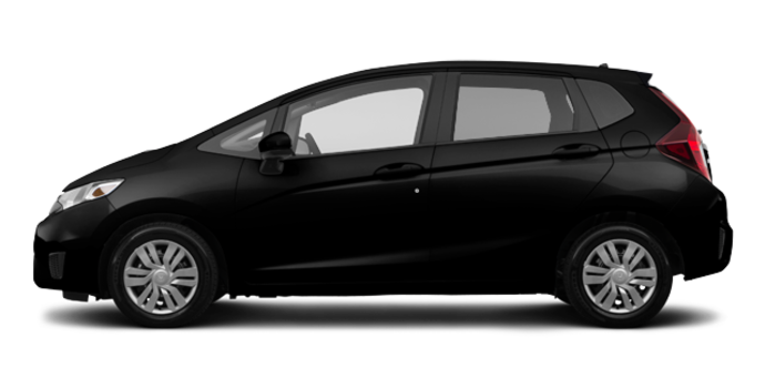 2016 Honda Fit DX | Photo 4 | Crystal Black Pearl