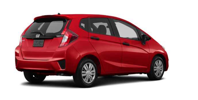 2016 Honda Fit DX | Photo 5 | Milano red